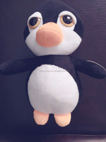 Lovely plush penguin toy plush penguin stuffed animal for kids