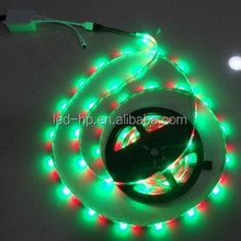 UV led rope light with 352812&24v flash colors and Waterproof IP20-IP68 ,high lumen,high brightness