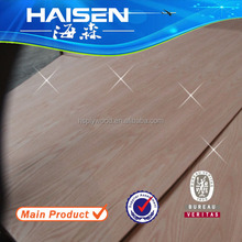 Natural red 14 oak plywood for Q/C and C/C mdf 2 faced red oak plywood