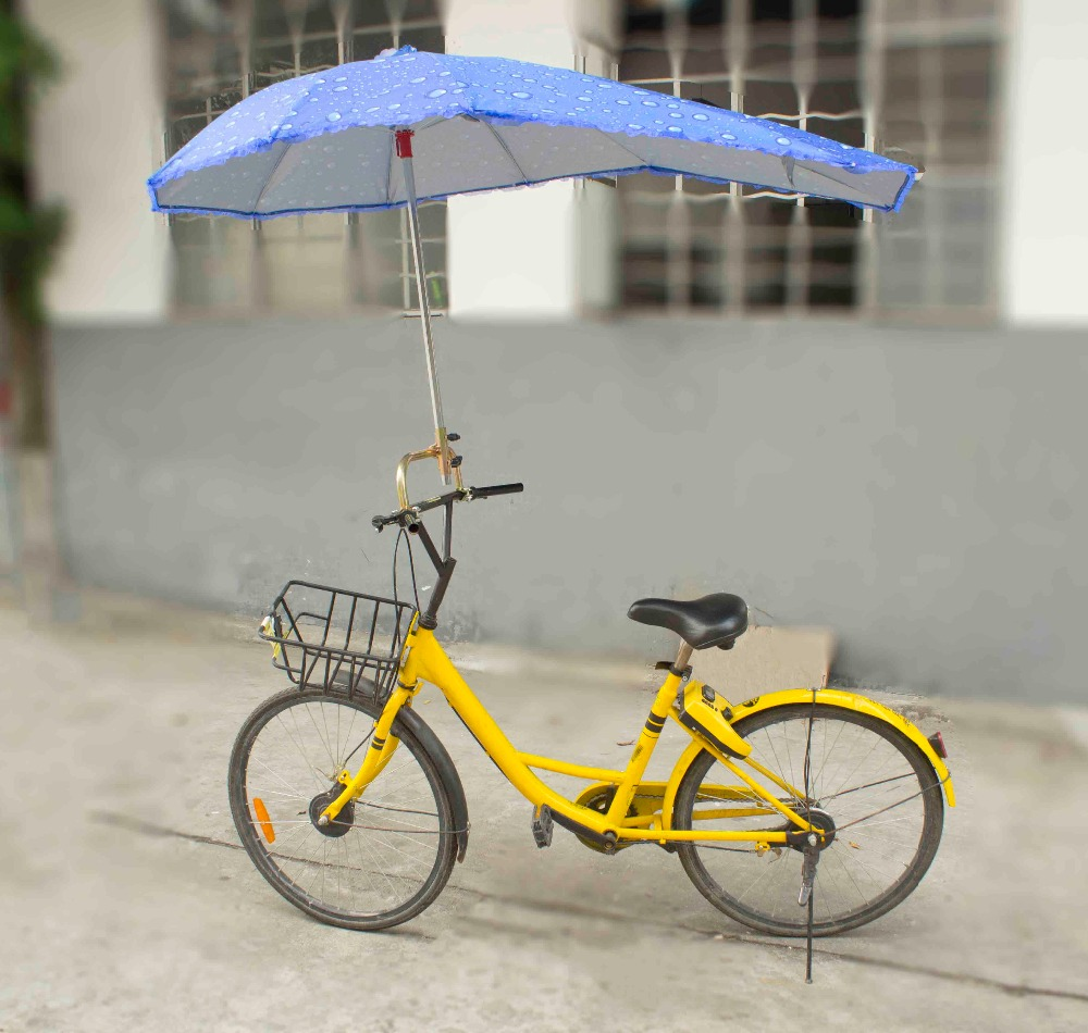 Hot new products bike umbrella