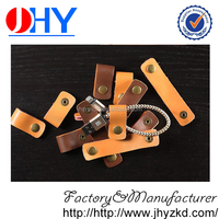 New hot high quanlity customized earphone cable organizer winder
