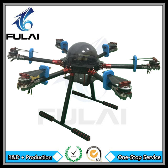 Customize carbon fiber aerial photography drone,Remote Control plane with high pixel camera
