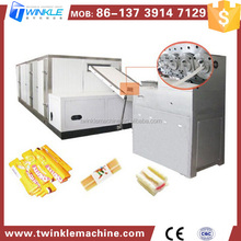 TKC500 HIGH QUALITY BUBBLE GUM MAKING MACHINE PRODUCTION LINE
