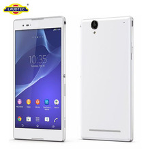 Mass Stock China Supplier Clear Ultra Thin TPU Case For Sony Xperia T2 Ultra