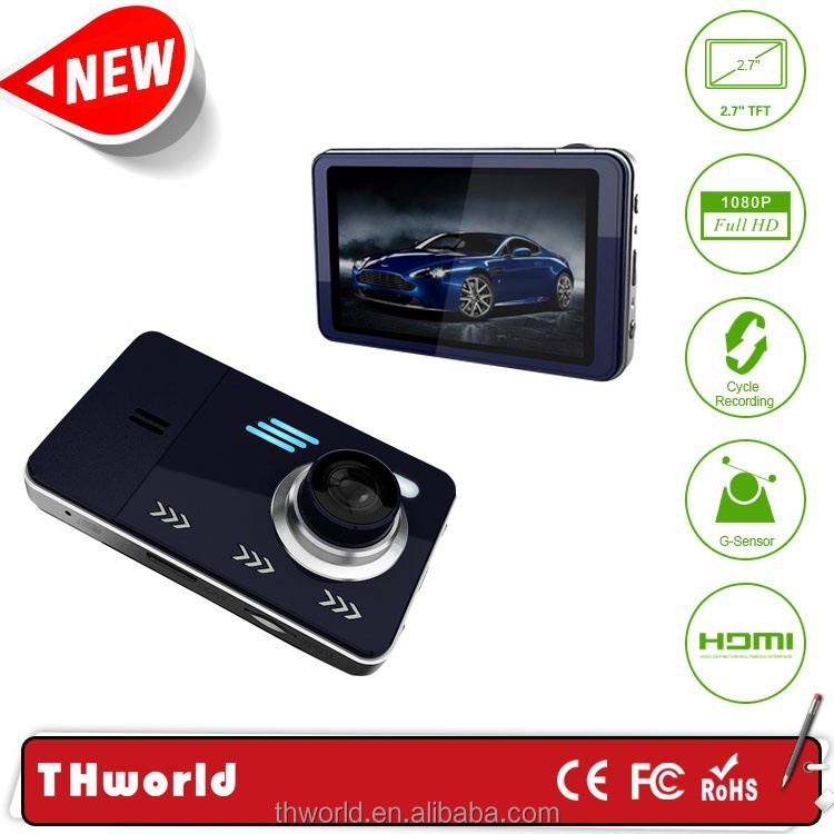Novatek 96220 dvr car GF5000 1080P Full Hd Car Dvr 20 Degree H.264 WDR dash cam