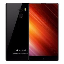 Very Cheap Mobile Phone VKWORLD Mix Android 7.0 Bezel Less 5.5'' HD Mobile Phone 2GRam 16GRom 5+8MP 4G Cell Phone