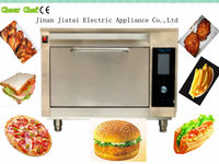 15 times faster than traditional cooking gh speed oven can store 144 recipes