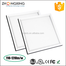 Standard 2x2 ft Flat Ceiling Downlight White Dimmable Square LED Panel Lighting