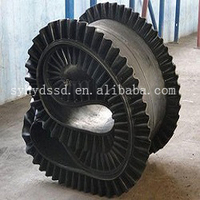 Hot selling Rubber oil resistant endless conveyor belt