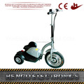 3 Wheels 2 Wheel Kick Scooter Stand Up Electric Scooter With Pedals For Sale Foldable