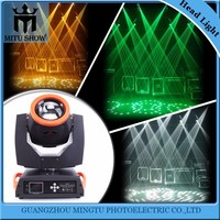 New design sharpy 5R beam 200 moving head wash light for wedding decoration light