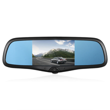GPS & DVR Mirror Car Monitors Car Backup Camera Bluetooth Mirror Monitor Rear View