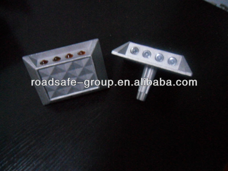 Cast Aluminum road stud cat eyes reflectors