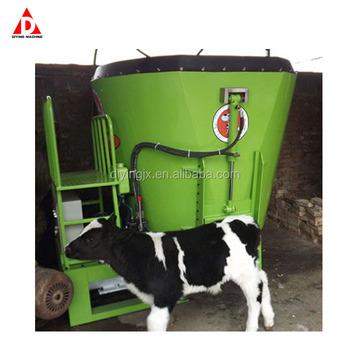 Dairy Farm Feed Mixer Wagon