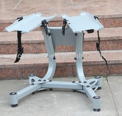 40kg(90lbs) Adjustable Dumbbells 1090 Stand