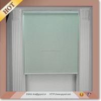 Wholesale Custom Rolling Shutter Raw Material/ Manual Roller Blinds