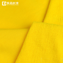 wholesale 85% cotton 15% polyester fabric for track suit sportswear