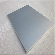 Anodized aluminum sheet for airplane