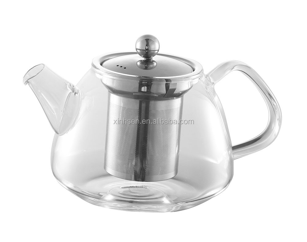 Turkish wholesalers electric tea maker tea pot sets with bottle infuser tea