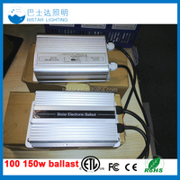 100W HID electronic Ballast for HPS 220V 50HZ/60HZ street light