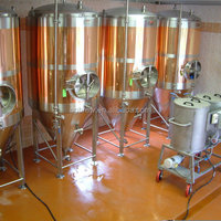 CG 3HL Of Beer Brewing Brewery