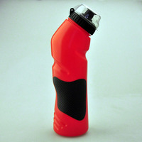 Cheap insulated drinking 750ml color can be customized manufacture of plastic water bottle