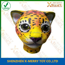 new product halloween mask animal head animal cosplay panther costume