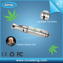 Wholesale Best Selling Vertical Ceramic Glass Empty Vaporizer Pen Oil Tank 510 Cbd Atomizer Vape Cartridge