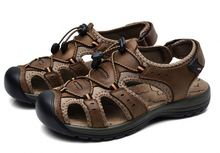 Wholesale free shipping cheap soft men close tow sport beach sandals