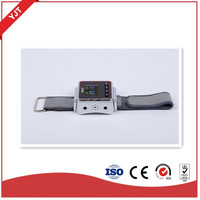 wrist nasal low level laser 650nm therapeutic apparatus for high blood pressure and rhinitis