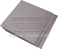 99.95% high pure ASTM B708 Tantalum plates