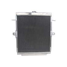Wholesale Aftermarket Auto Part Aluminum Radiator for landcruiser HZJ78 HZJ79 2001 to 2007