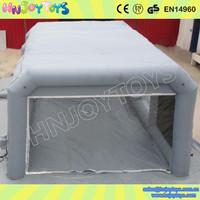 China Factory Price Auto Spray Booth Rental