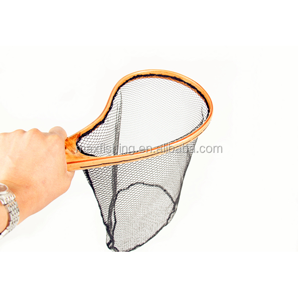 Portable fly fishing small trout landing net buy trout for Small fishing net