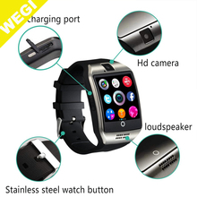 2017 Smart Watch Mobile Phone without Camera Bloth not SIM Card Slot for iphone samsung
