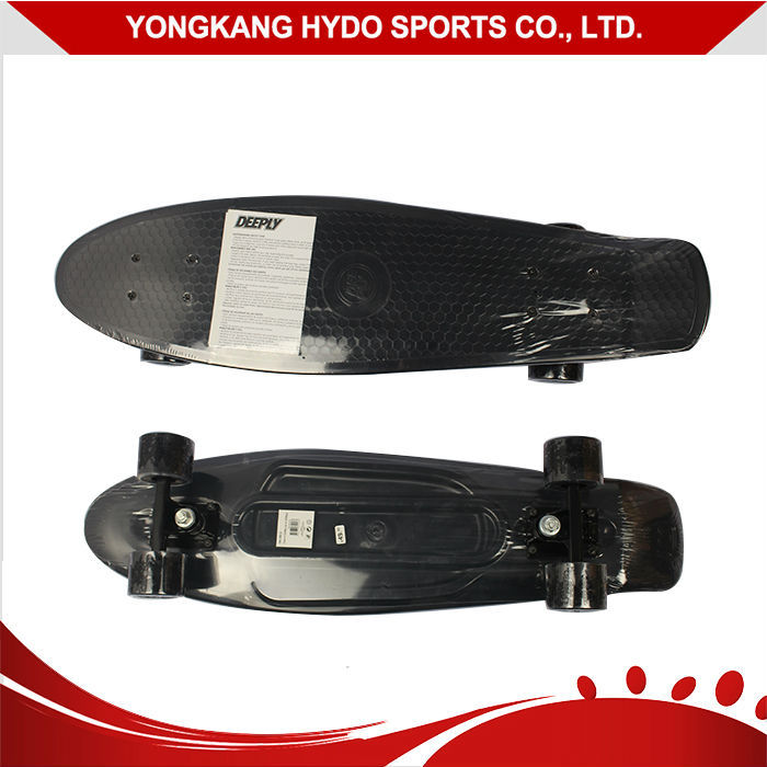 Lightweight New Product Replica Skateboard With Fish Design