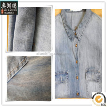 shirt cotton denim fabric to Pakistan