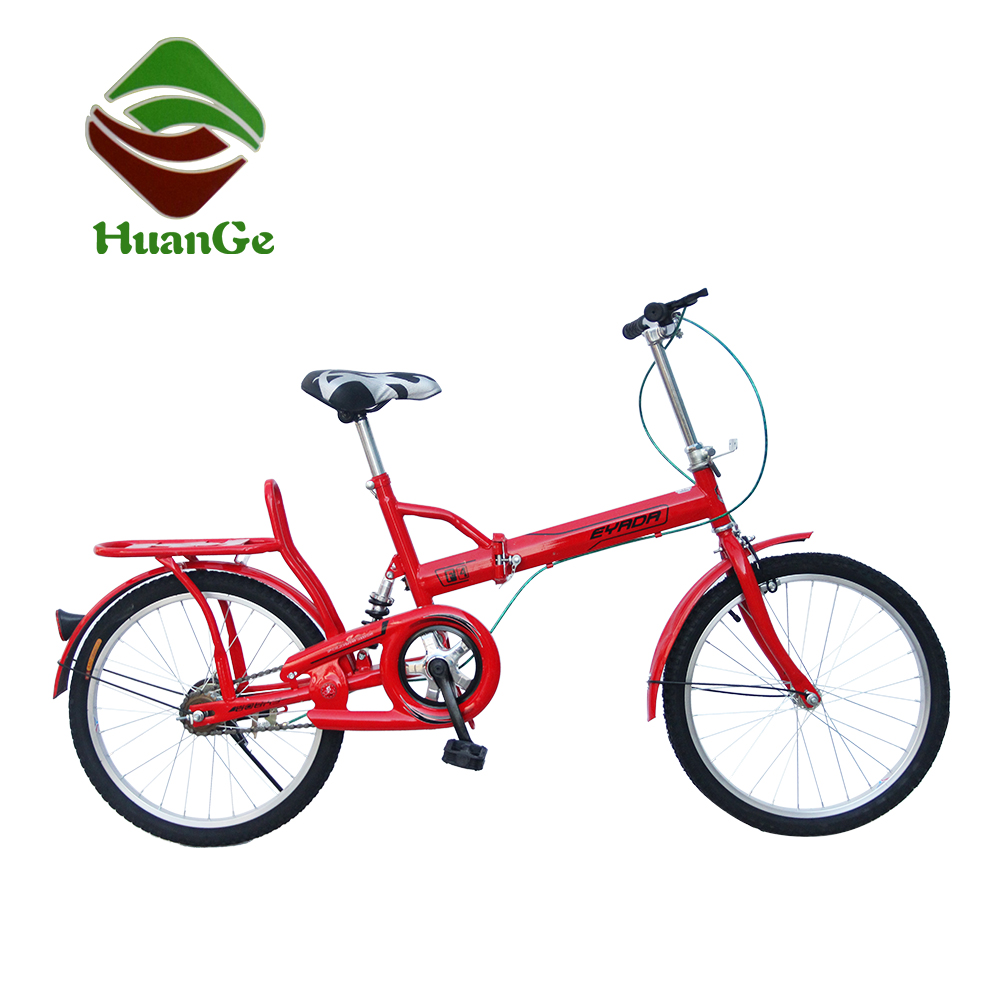 New style 20 inch folding bike/foldable bicycle with aluminum wheel rim/bicycle manufacturer in guangzhou
