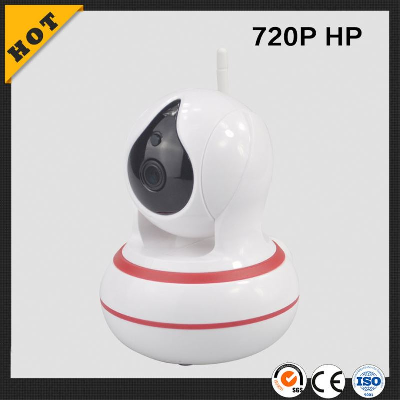 low cost Wireless wifi home alarm system with IP camera & professional Android+IOS APP HI3518E+OV9712