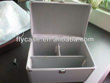 2013 new fashion good quality camera aluminum case with trolley
