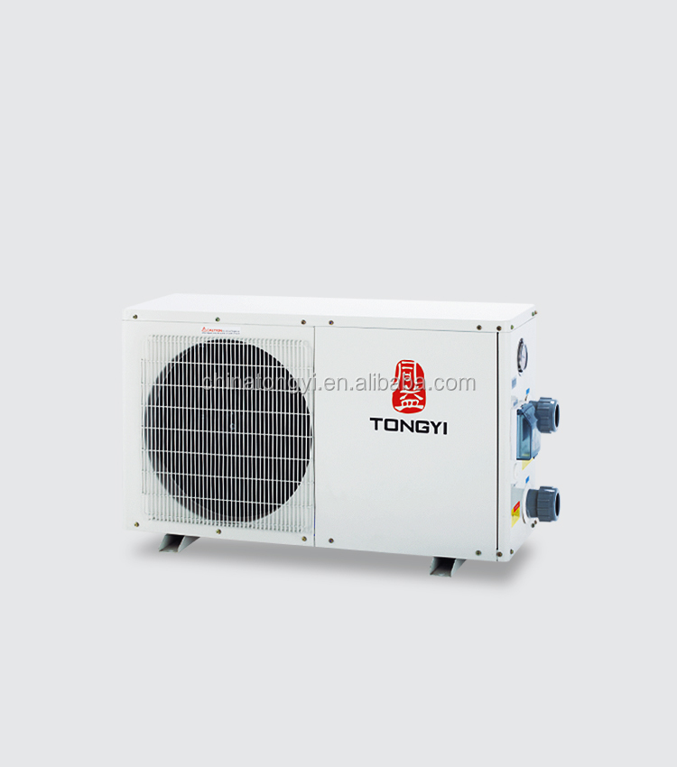 air source pool & spa heat pump