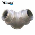 Centrifugal pump parts investment casting water pump spare parts stainless steel