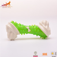 pet bite indestructible dog chew toy bone nylon bone