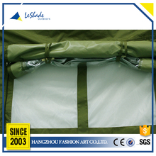 Safe and realiable 2 person canvas waterproof camping military tent
