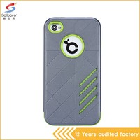 Factory price newest design protective phone cases for iphone 4