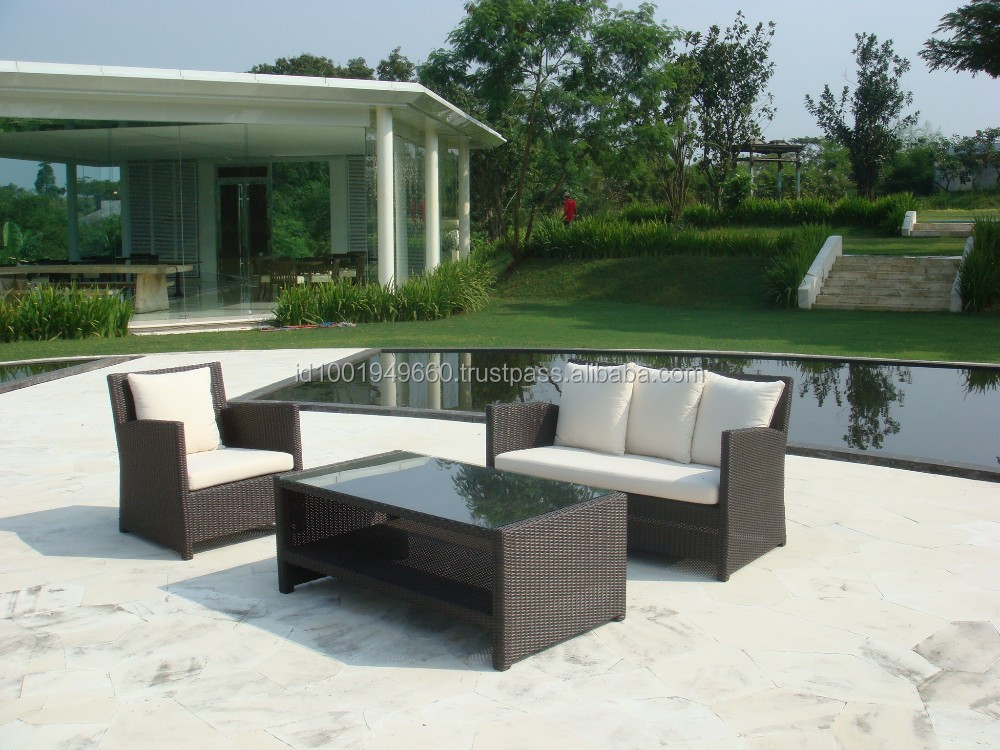 Capo Sofa Set Outdoor