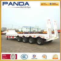 80 Ton 4 Axle Low Bed