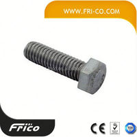 Stainless Steel Hexagon Head Cap Screw A2-50 Jis B 1176