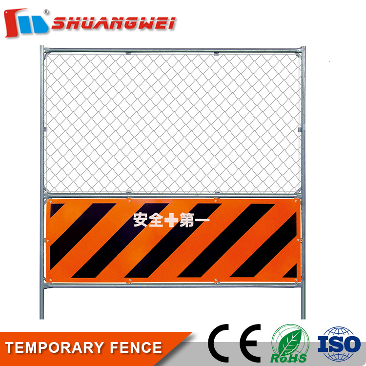 Outdoor Metal Steel Silver australia temporary fence