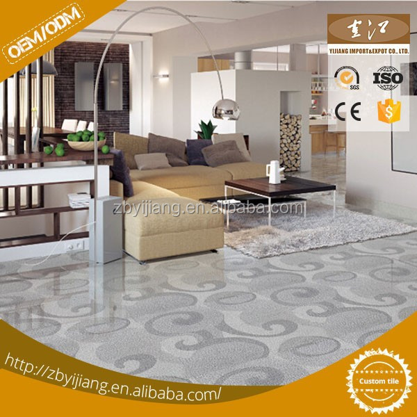 600x600mm Block Floor Ceramic Tile in Rustic Tiles